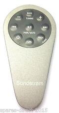 *NEW* Genuine Sandstrom Mobile Bluetooth Speaker Remote Control for STSBT13E