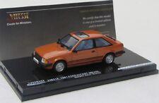 Ford Escort MK3 GL ( 1981 ) bronze met. / Vitesse 1:43