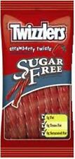 Twizzlers Strawberry Twists Sugar Free 12 pack (5oz per pack)