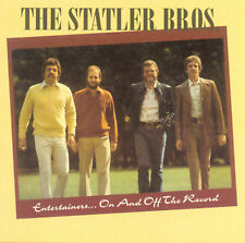 Statler Brothers: Entertainers ... On and Off the Record  Audio Cassette