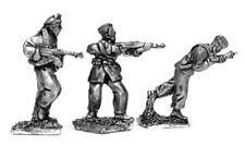 CP Models WH10 20mm Diecast WWII 5 German Sailors in Leather Jackets/Pea Coats