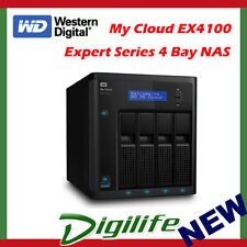 WD Western Digital My Cloud EX4100 16TB 4-Bay NAS Storage Expert Series