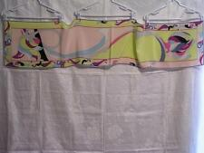 Emilio Pucci Firenza Silk Scarf Stylized Florals in Many Colors