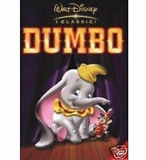 DISNEY DVD Dumbo - 1° ed. italiana Buena Vista