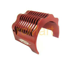 Yeah Racing 540 Motor Heat Sink (RD) EP 1:10 RC Car Drift Touring #YA-0183RD