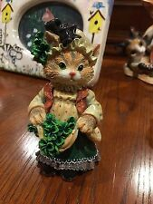 The Thickets at Sweetbriar Erin Penny  Cat Figurine,
