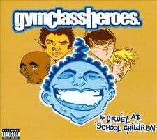 Gym Class Heroes, As Cruel as School Children, Excellent Limited Edition, MVI DV