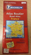 723: France Road Atlas: Michelin Map (M19)