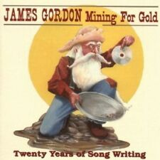 Mining For Gold: 20 Years Of Song Writing - James Gordon (2002, CD NIEUW)