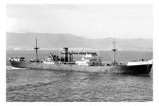 mc3776 - Polish Cargo Ship - Huta Zgoda , built 1941 - photo 6x4