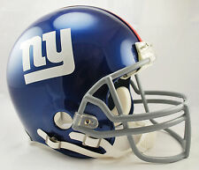 NEW YORK GIANTS NFL Riddell Pro Line AUTHENTIC VSR-4 Football Helmet