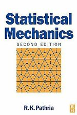 Statistical Mechanics by R. K. Pathria (1996, Paperb...