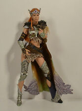 "2002 Viking Age Valkerie Variant 7"" Action Figure Todd McFarlane Spawn Dark Ages"