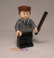 Lego Gregory Goyle from set 4867 Hogwarts Harry Potter Minifigure NEW hp132