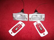 BRAND NEW escort mk1 indicator units Mexico RS2000 etc chromed available