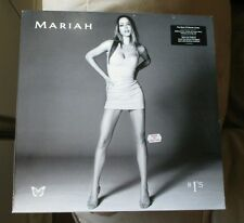 MARIAH CAREY #1's Original Vinyl RECORD 2LP's set Number Ones '98 England Import