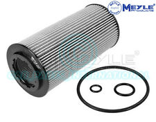 Meyle Oil Filter, Filter Insert with seal 014 018 0021