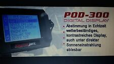 POD300 Dynojet Display Dig. für Powercommander V, Autotune, Widebandcommander2