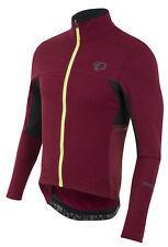 Pearl Izumi 2017 P.R.O. PRO Escape Thermal Bike Cycling Jersey Tibetan Red Large