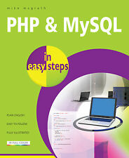 PHP & MySQL in easy steps by Mike McGrath - NEW - Free P&P