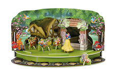 Blanche Neige et les Sept Nains Playset avec figurine Magic Moments Disney