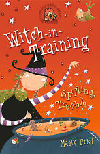 Witch-in-Training (2) - Spelling Trouble, Maeve Friel