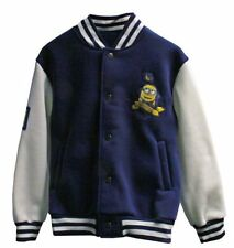 Kids 2-3 ans garçons sbires baseball veste manteau noël stocking filler