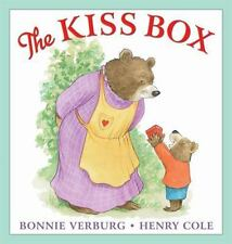 Kiss Box by Bonnie Verburg c2011, VGC Hardcover