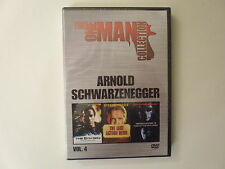 THE ONE MAN COLLECTION ARNOLD SCHWARZENEGGER BRAND NEW & SEALED FOREIGN IMPORT