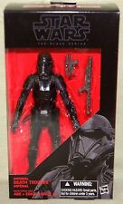 "IMPERIAL DEATH TROOPER #25 Star Wars 6"" Figure Black Series Rogue One IN HAND"