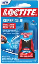 NEW! LOCTITE Ultra Liquid Control Super Glue 4 gram 1647358 Adhesive