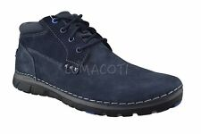 Mens Rockport Zone Cush Rocsport Plain Toe Ankle Boots in Navy Size 9 V7933
