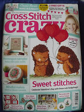 Cross Stitch Crazy Issue 225 Free Sentiment Tags & Birthday Chart Book M