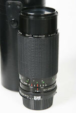 Sigma 80-200mm, f/3.5-4.5. Nikon AI Manual Focus Mount