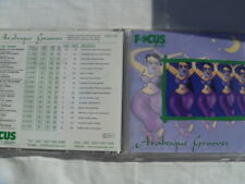 ARABESQUE GROOVES  RARE LIBRARY SOUNDS MUSIC CD