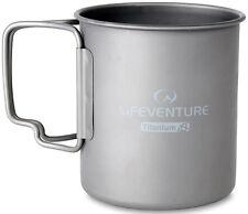 Lifeventure Titanium Camping Mug
