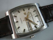 Classic GIRARD PERREGAUX GYROMATIC Day Date Men's Watch Nice Rare Collection!
