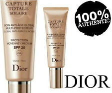 100% AUTHENTIC DIOR CAPTURE TOTALE SOLAIRE GLOBAL ANTI-AGING SUNCARE PROTECTION