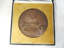 Seltene Plakette 3. Preis Klasse VI Bergrennen 1924 Kölner Automobil Club E. V.