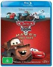 Cars Toon Collection - Mater's Tall Tales : NEW Blu-Ray