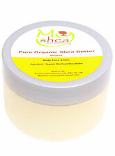 Whipped Pure Unrefined Shea Butter 500ml *Certified Organic & Grade A*