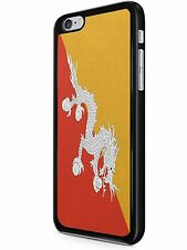 Country Flag Iphone 6/7 case cover Bhutan