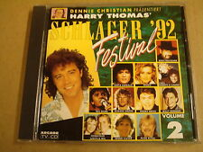CD / DENNIE CHRISTIAN PRÄSENTIERT HARRY THOMAS SCHLAGER FESTIVAL '92