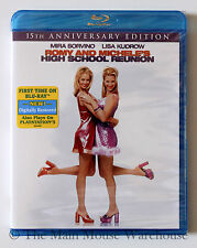 Romy and Michelle's High School Reunion Highschool Comedy Classic on Blu-ray