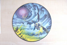 "IRON MAIDEN ~ FLIGHT OF ICARUS - 12"" PICTURE DISC - VINYL LP - 12EMIP5378-B"