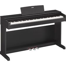 YAMAHA ydp143 Pianoforte Digitale in Nero