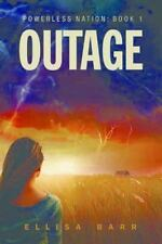 Outage (Powerless Nation)-ExLibrary