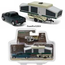 GREENLIGHT 32080D 2015 Ford F-150 and Pop-Up Camper Trailer Diecast 1:64 NEW!