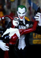 DC Universe Joker and Harley Quinn Statue 12.5 inch Cover Girls Mad Love Batman