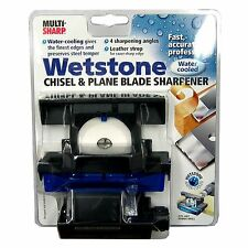 Haron MULTI-SHARP WETSTONE CHISEL & PLANE BLADE SHARPENER 4 Angles AUS Brand